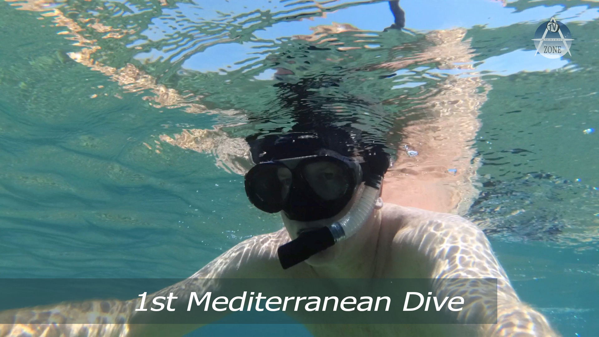 ambient zone TV snorkel session