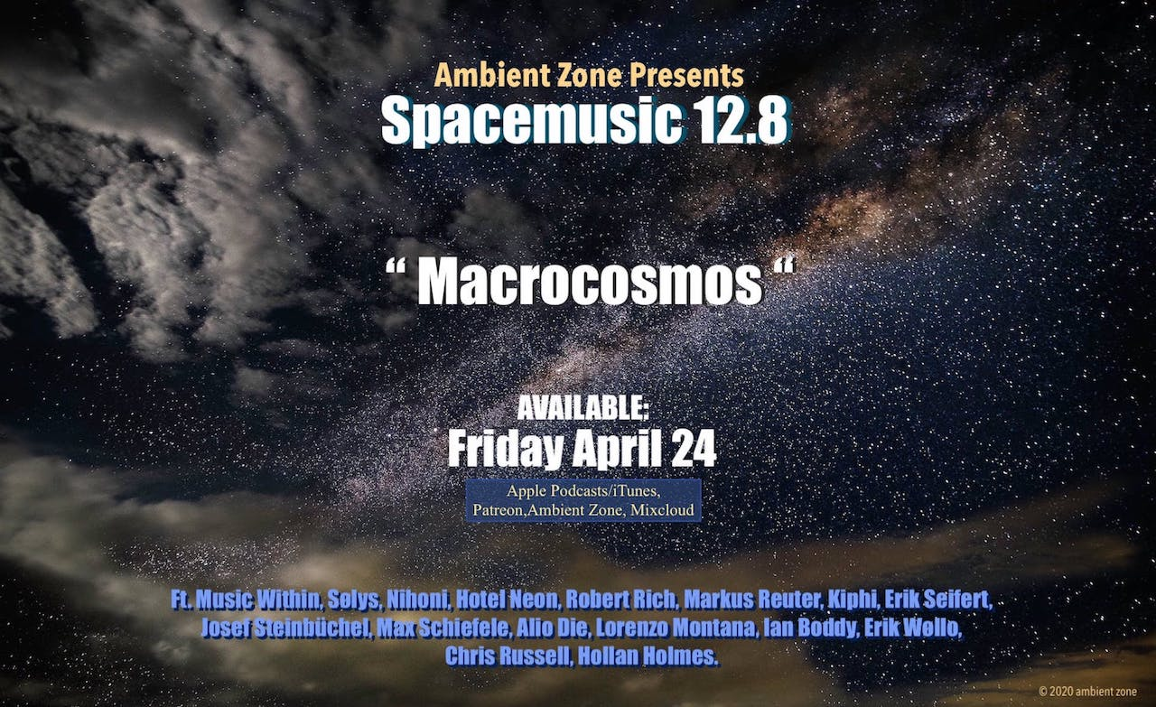 Spacemusic 12.8